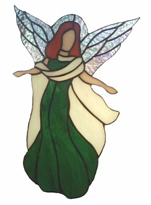 Stained Glass Patterns Angels